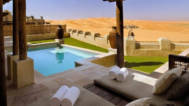 stuff.co.nz - Travel heaven: The ultimate luxury bucket list