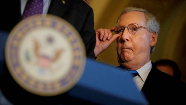 Reactions to US Senate's rejection of