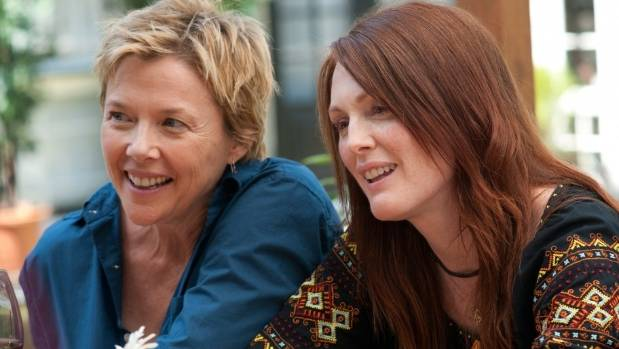 Annette Bening and Julianne Moore in the 2010 dram The Kids Are All Right.