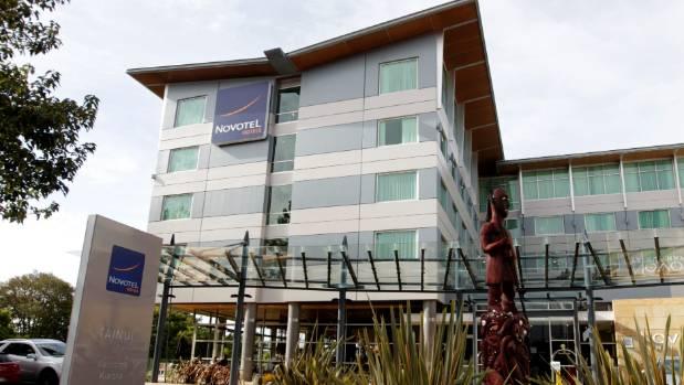 Novotel Tainui Hamilton is getting a $13m, four-level extension (file photo).