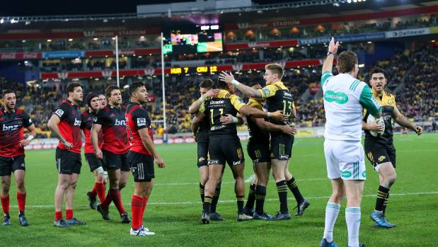 Crusaders Nil the Highlanders To Secure Semi-Final Place