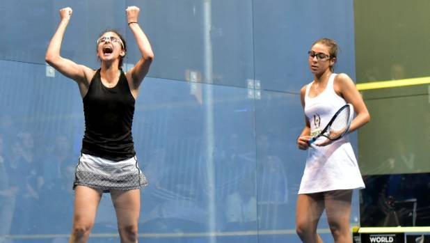 Egypt claim clean sweep at World Junior Squash Championships in Tauranga