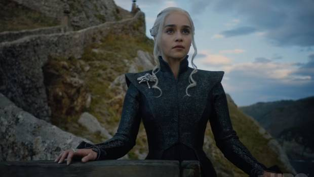 Thrones' cast talk love as new trailer drops