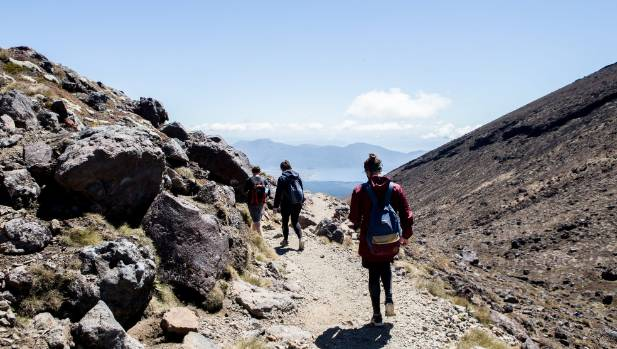 Tongariro Crossing hikers will have their cars wheel clamped if they park for longer than four hours.