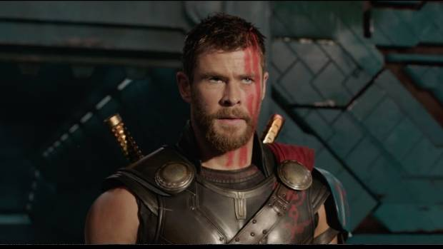 Chris Hemsworth says Thor Ragnarok was the most fun he's had on a film set