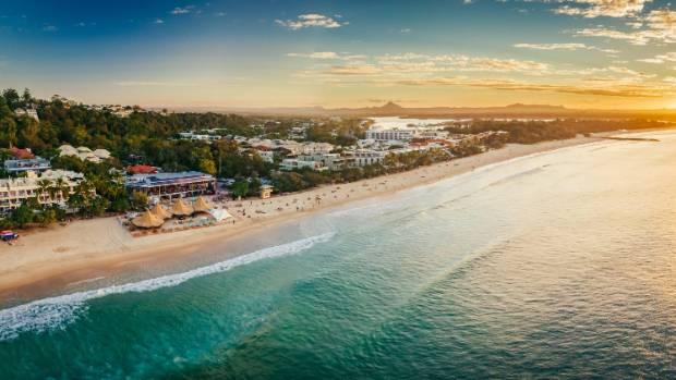 Tropical Noosa, Australia