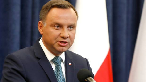 Duda signs Poland's controversial Holocaust bill into law