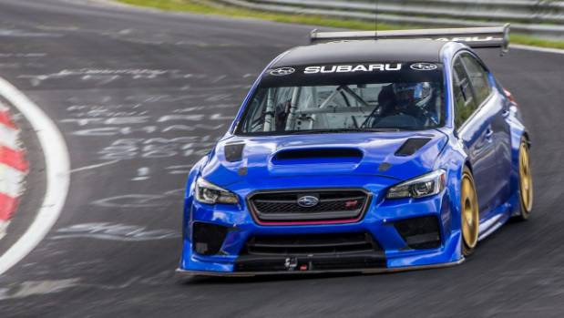 Subaru WRX STI Australian pricing announced