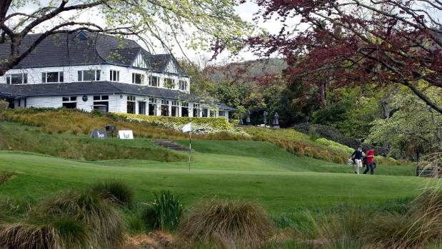 Royal Wellington will host the ninth edition of the Asia-Pacific Amateur Championship, the first time it's been held in ...