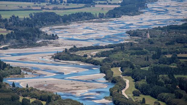 The Waimakariri River is the primary source of Christchurch's drinking water.