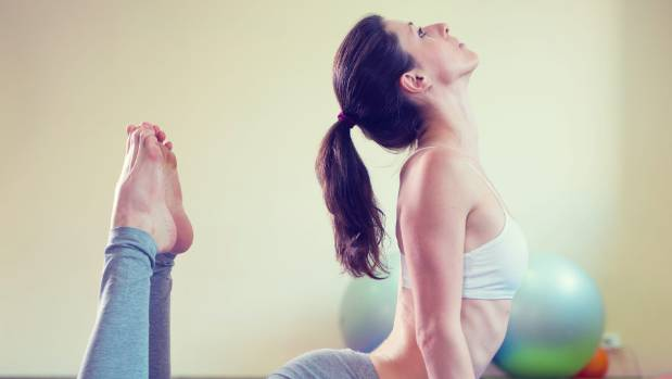 Stretching and some yoga moves are built into the Body Boss Method.