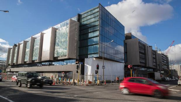 Justice Precinct: The earthquake recovery will leave Christchurch better off in many ways, Wagner says.
