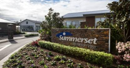 Summerset plans to spend $1.3 billion on building villages in Auckland over coming years.