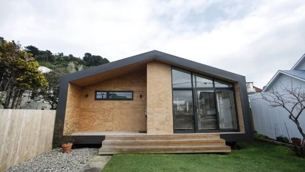 Lovely This Trend Bucking 84sqm Seatoun House Won A Wellington Small Project  Architecture Award.