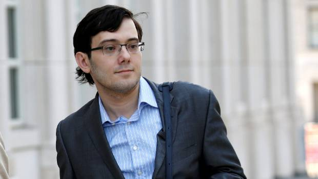Martin Shkreli is convicted at securities fraud trial