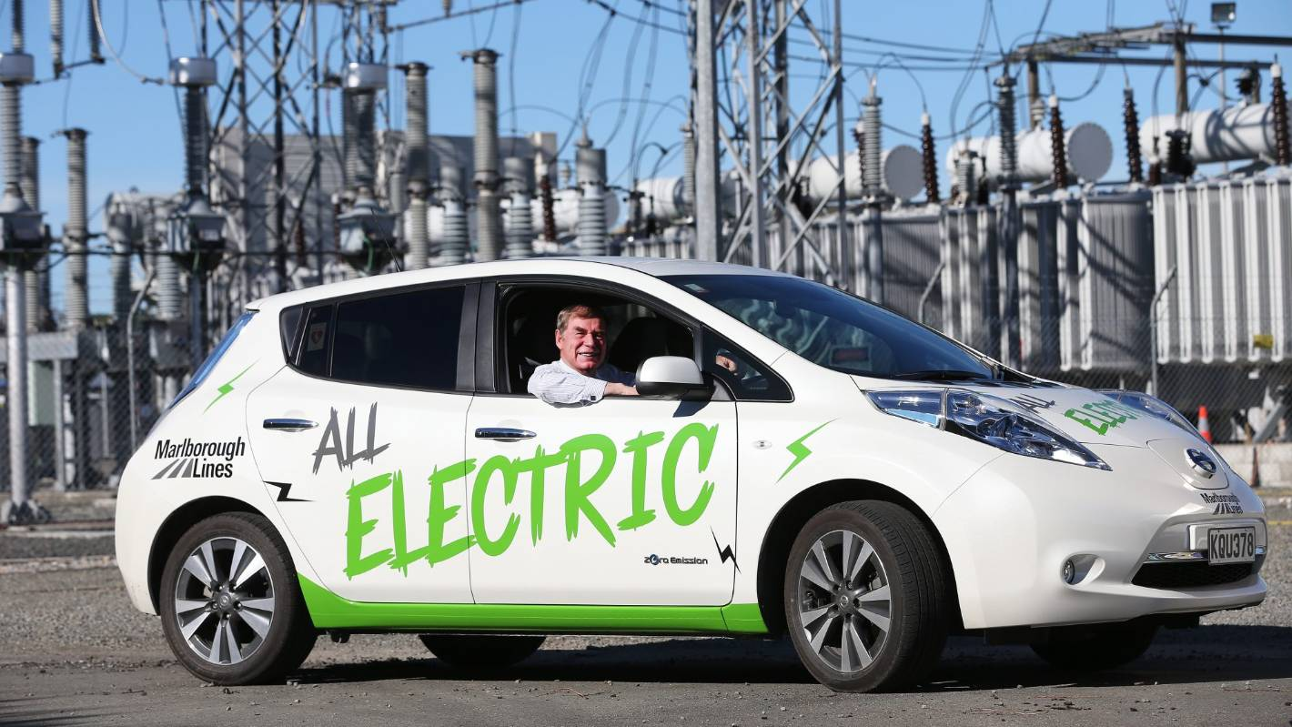 Power to the people as electric car offered up for test ...