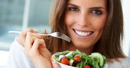 It's not rocket science - eating healthy and watching your weight will help you live longer.