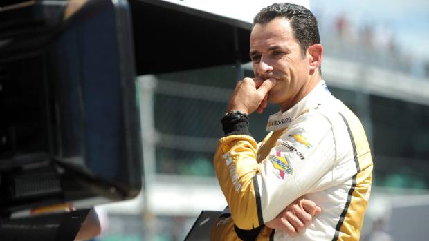 Helio Castroneves is bidding for a maiden title in what is expected to be his last season in the IndyCar series.
