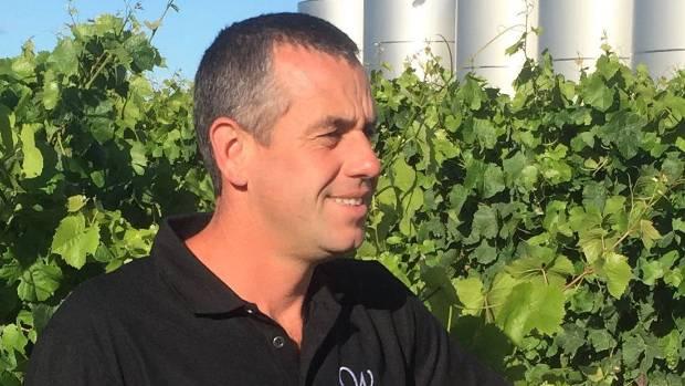 Waimea Estates general manager Ben Bolitho.