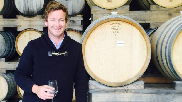 Awatere River Wine Company founder and winemaker Louis Vavasour.