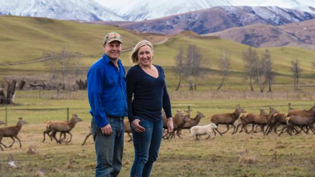Clayton Station farmers Hamish and Anna Orbell are among those whose businesses feature in a new book about the story ...