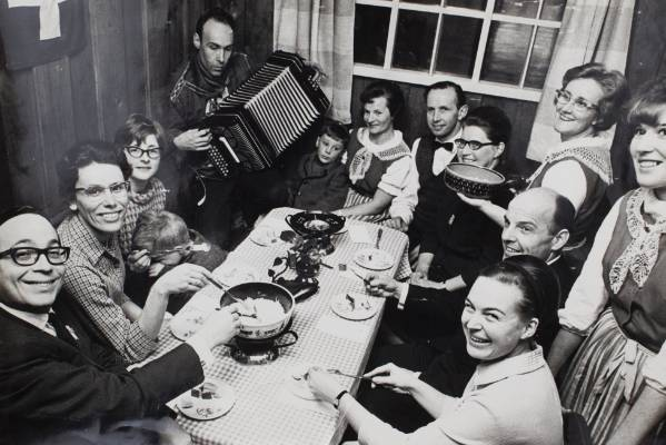Swiss schnapps, strudel, and fondue would surely have been a treat for Wellingtonians in the early 60s.