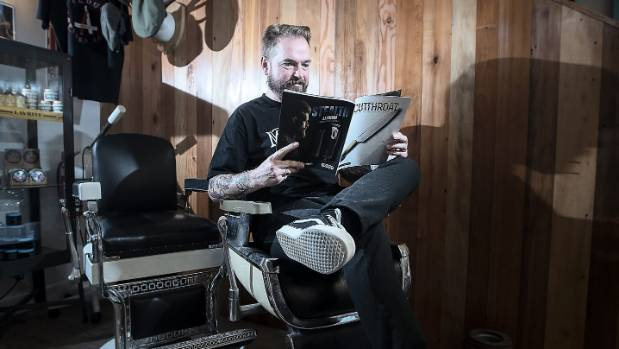 Maloney says the barbering industry has really boomed over the last five years.
