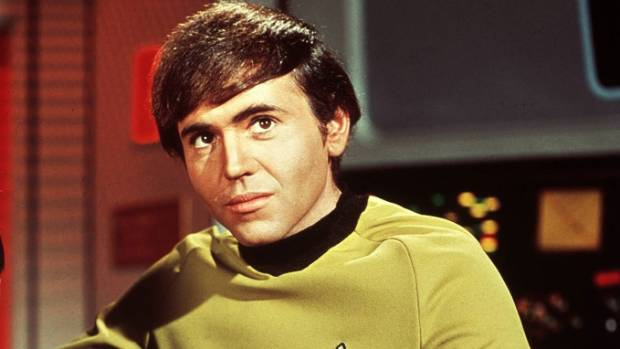 who played chekov in the original star trek