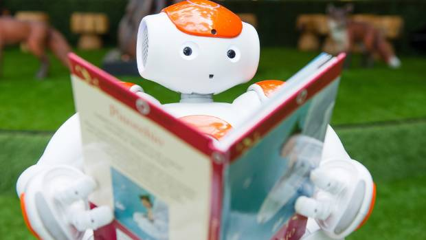 The personalised nature of the robots would enable pupils to learn new material at their own pace.