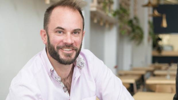 James Beck moved from a cafe to award-winning restaurant Bistronomy in Napier.