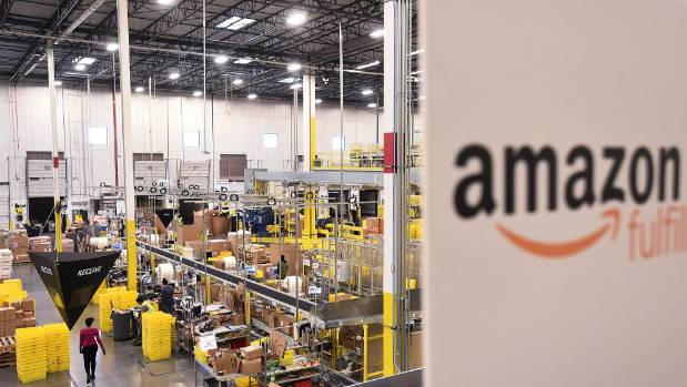 Amazon is believed to be one of the companies represented by the Digital Economy Group, which describes itself as an ...