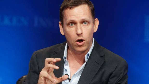 Is Peter Thiel quitting Facebook's board and moving to LA?