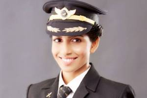 "Anny said she ""fought hard"" to pursue her childhood dream of becoming a pilot."