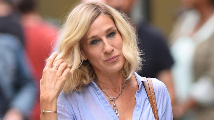 Sarah Jessica Parker S New Do Marks The Return Of The Bob Stuff Co Nz