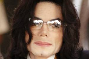 Pop star Michael Jackson died in 2009.
