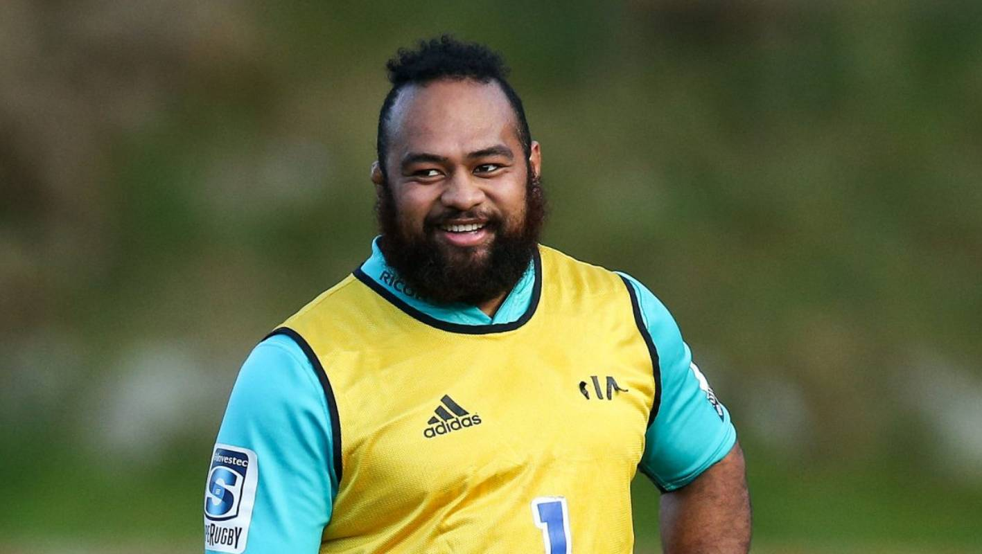 Waikato welcome back Loni Uhila before the 'Tongan Bear' joins Clermont Auvergne