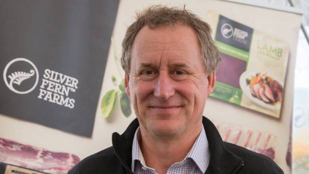 Outgoing Silver Fern Farms chief executive Dean Hamilton oversaw the deal with Shanghai Maling that made the Chinese ...