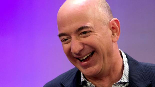Jeff Bezos Worth Over $100B After Amazon's Black Friday Rally