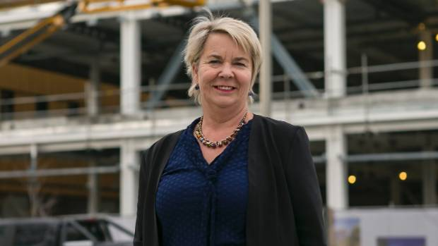 Minster supporting Greater Christchurch Regeneration Nicky Wagner said adding the option indicated the church understood ...