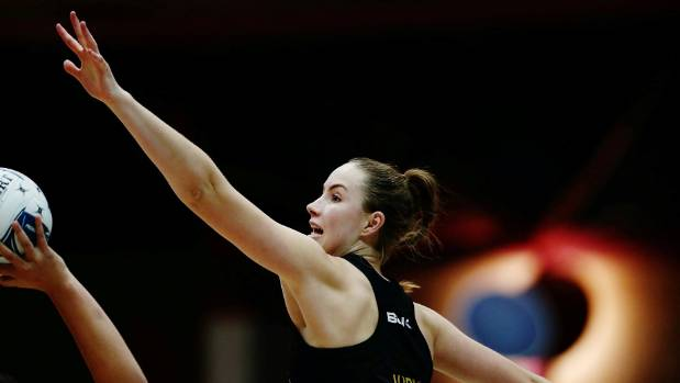 Kelly Jury played with Monica Falkner in the New Zealand team that won the World Youth Cup last month, and is also ...
