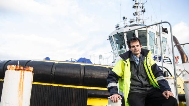 Living the tug life | Matt Shand - Journalist