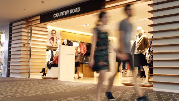 Country Road already has an outlet in Auckland.