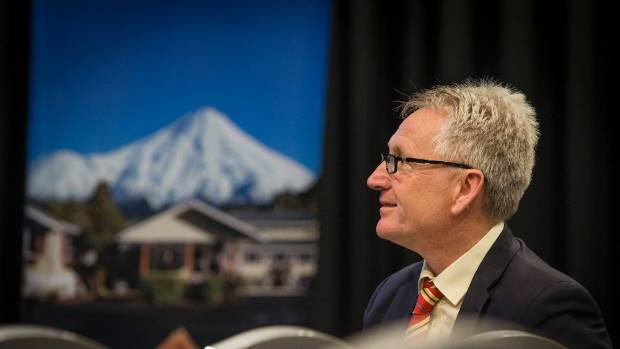 Bayleys research manager Ian Little thinks there are positive signs for Taranaki