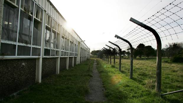 The remains of the former Lake Alice Hospital, which closed in 1999. the stories which came out of the hospital were ...