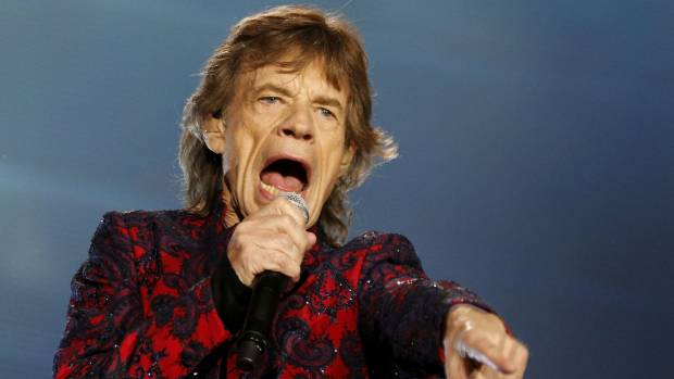 Listen Up! Mick Jagger Releases Two New Songs