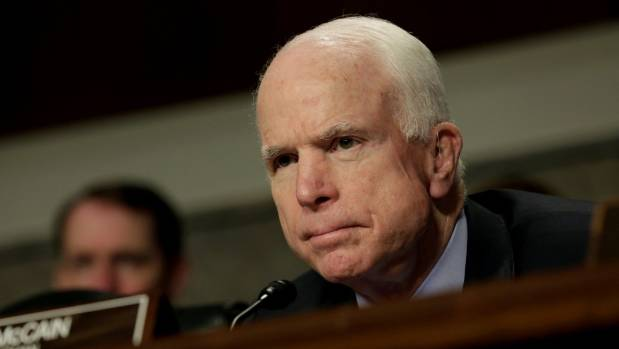 Leaders in McCain's home state frustrated by repeal failure
