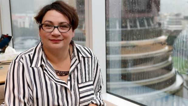 Metiria Turei has stood down as leader of the Green party.