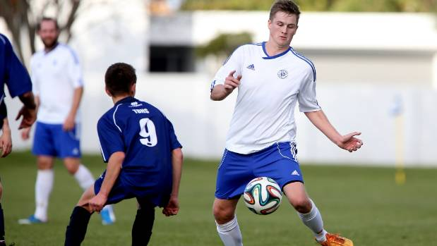 West End's Tyler Cox produced another strong showing against Timaru Boys' High School.