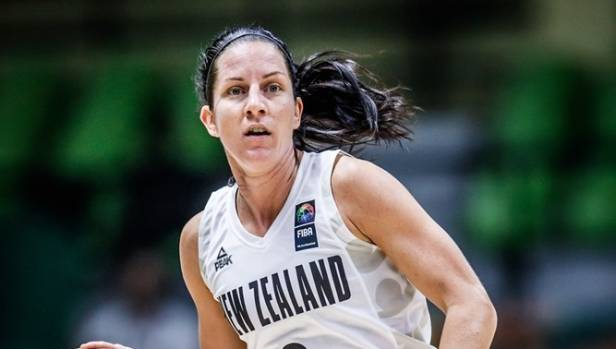 Micaela Cocks was one of the Tall Ferns' standouts in a disappointing Asia Cup campaign.