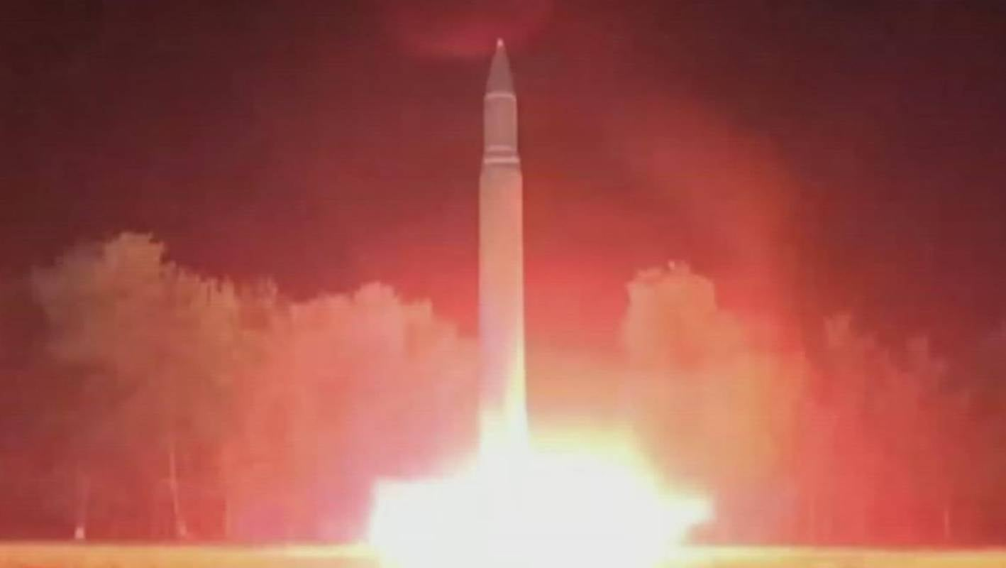 Travel Advisory Updated After North Korea Fires Missile Over Northern Japan Stuff Co Nz